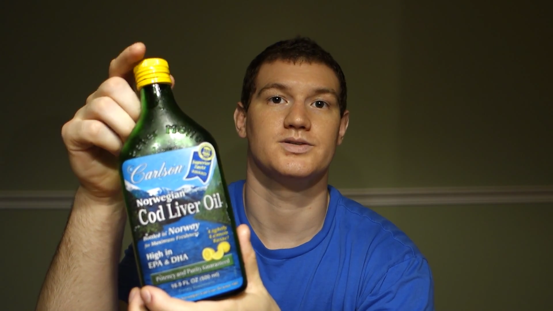 Carlson s cod liver oil review and benefits for Fish oil for autism