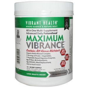 Maximum Vibrance