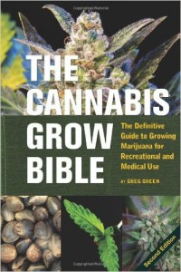 The Cannabis Grow Bible Version 4