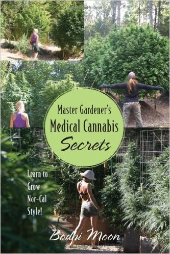Three a Light - The best book on growing cannabis
